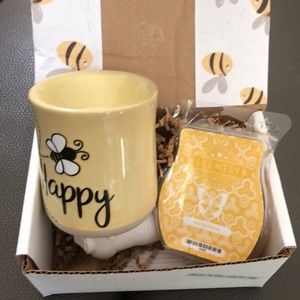 Scented bee happy gift pack